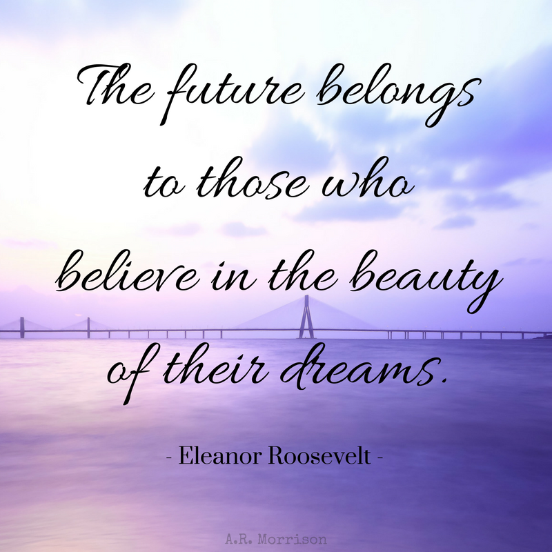 E Roosevelt Quote
